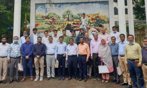 Covid-19 hub training Bangladesh